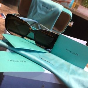 Authentic Tiffany and Company sunglasses